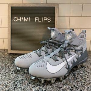 Nike Alpha Huarache 6 Elite LAX Football Cleats